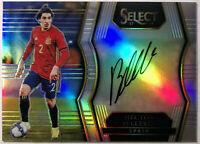 2017-18 PANINI SELECT SOCCER * HECTOR BELLERIN PRIZM AUTO! ON CARD! SPAIN!