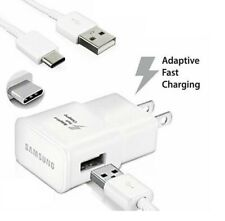 Original Fast Wall Car Adapter USB-C For Samsung Galaxy A20 A30 A40 A50 A60 A70
