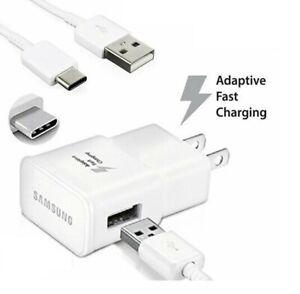 OEM Fast Wall Car Adapter USB-C For Samsung Galaxy A20 A30 A40 A50 A60 A70