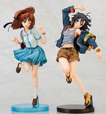 The Idolmaster Makoto Kikuchi & Yukiho Hagiwara 1/8 Scale Figure