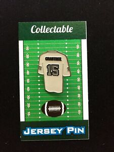 Oakland Raiders Michael Crabtree jersey lapel pin-Collectable