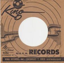 US King record sleeve Original 60's no writing - James Brown, Little Willie John