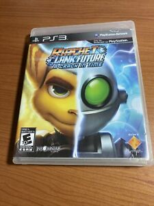 Ratchet & Clank Future: A Crack in Time (Sony PlayStation 3, 2009) Complete