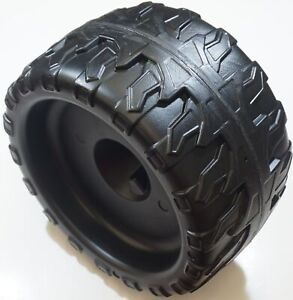 Power Wheels BCK85 Jeep Wrangler Advanced Series Wheel, Black, BCK85-2659