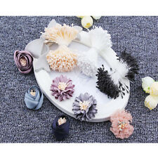 640x Blume Staubblatt Künstliche Mini Pollen Doppelkopf DIY Blumen Kuchen