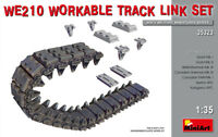 MiniArt 1/35 35323 WE210 Workable Track Link Set for WWII Allied Tank