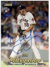 2017 Topps Stadium Club Joe Musgrove RC Rookie Autograph True 1/1 Houston Astros
