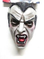 Maschera Vampiro Dracula in lattice morbido