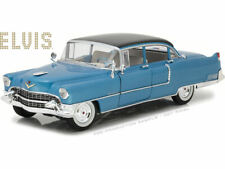 GREENLIGHT - 1/64 CADILLAC - FLEETWOOD SER. 60 1955 - PERSONAL CAR ELVIS PRESLEY
