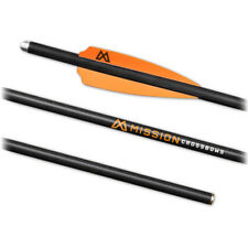 """target 22/"""" arrows shield Cut Vanes Mission Crossbow Bolts by Mathews hunting"""