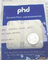 PHD INC 3416-04-1 CYLINDER SEAL KIT 3//4IN AV REPAIR 1//4IN ROD NEW