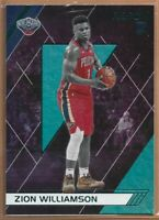 2019-20 Panini Chronicles Recon Zion Williamson Rookie RC card #292