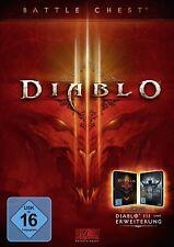 DIABLO III Battlechest MULTIL. (PC solo della Blizzard Key Download Code) non DVD