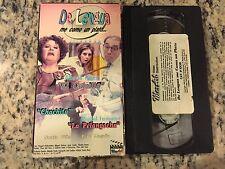 DE LENGUA ME COMO UN PLATO OOP VHS 1990 SPANISH MEXI COMEDY EVITA MUNOZ CHACHITA