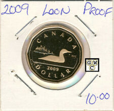 2009 Canada Proof $1 Coin (OOAK)