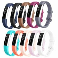 NEW Fitbit Alta HR Fitness Wristband Small or Large Choose Size & Color