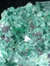 HIGH QUALITY__HIGH END__LARGE Rogerley Mine Fluorite Cluster / Durham, England