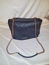 Handbag LOVE MOSCHINO Borsa JC4262PP01KH0750 Denim Blu