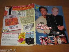 TV SORRISI E CANZONI=1988/40=MONTESANO=ANNA OXA=SYLVESTER STALLONE=LORETTA GOGGI