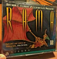 Rama, PC Game by Arthur C. Clarke + Azrael's Tear + Welcome to the Future