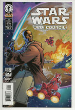 STAR WARS JEDI COUNCIL ACTS OF WAR 1-4 VF+ to NM- DARK HORSE COMIC COMPLETE 2000
