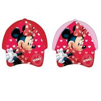 casquette fille, Casquette Minnie Disney