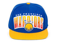Mitchell & Ness Golden State Warriors Double Bonus Snapback