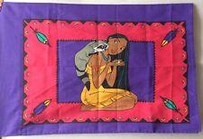 Disney Pocahontas Meeko Standard Pillowcase 2 Sided