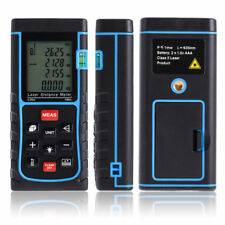100m/328ft Digital Laser Distance Meter Range Finder Measure Tape Diastimeter