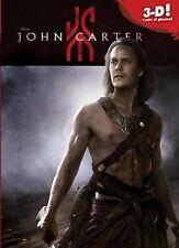 John Carter of Mars 3-D Book (Disney John Carter of Mars)