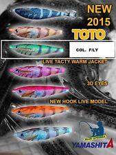 YAMASHITA TOTANARA TOTO SUTTE R WS95N GLOW 9,5CM COL. F/LY NEW 2015 -12160-