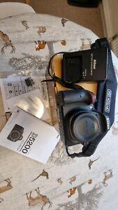 Nikon D5200 24.1MP Digital SLR Camera low shutter count 2866