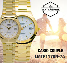 Casio Couple Watch LTP1170N-7A MTP1170N-7A