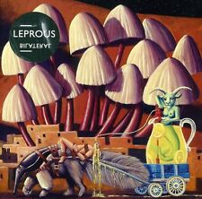 Leprous - Bilateral [New CD] Holland - Import