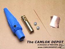 Cooper Camlok #2 - 2/0 FEMALE BLUE # EZ1016-8381