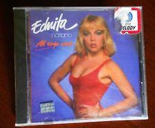 Ednita Nazario Al Rojo Vivo Mexican re-edition ultra rare music CD from the diva