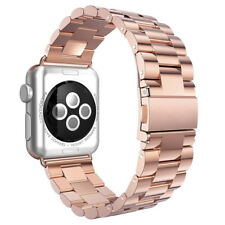 For Apple Watch iWatch 1/2/3/4 Stainless Band Bracelet Watch Strap 38/42mm