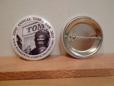 Pinback Button Tom of Finland 22nd Annual Tom's Bar 2013 Foundation Gay 1.5""