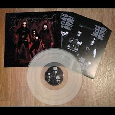 IMMORTAL - Damned In Black LP - Clear Vinyl - New UK Import -Black Metal Classic