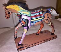 Gorgeous Retired 2008 Trail Of Painted Ponies 1st Edition Indian Summer #12266