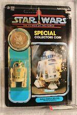 Vintage Kenner 1985 Star Wars R2-D2 Pop Up Lightsaber POTF 92-back  AFA 60