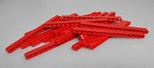 LEGO® Technic Mindstorm 24x Lochbalken Liftarm 1x15 in rot Neuware 32278 8063