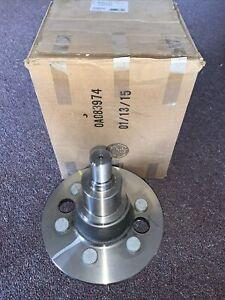 ac delco 2569387 wheel hub New In Box 6 Lug