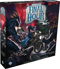 Fantasy Flight Games, Arkham Horror Final Hour Standalone, New and Sealed