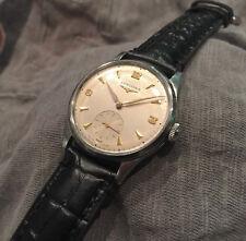 50s Longines cal.12.68 Z Vintage Swiss watch, Hand-winding, vgc
