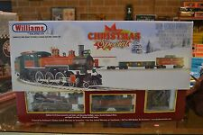 Williams by Bachmann 00323 Christmas Special RTR O Gauge - NEW