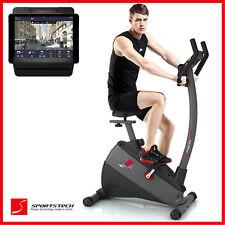 TESTSIEGER* Premium SPORTSTECH ESX500 Ergometer mit Smartphone APP/ Fitness Bike