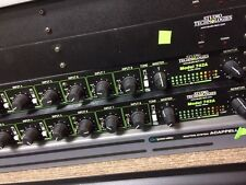 Studio Technologies MODEL-742A  Rackmount Audio Mixer, 1RU