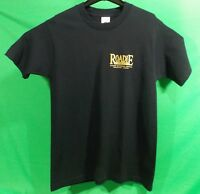 Music Crew Med T Shirt Roadie Referral Service Original Vancouver Canada 1990 s