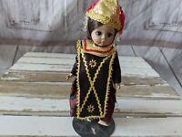 Vintage Madame Alexander INDONESIA Doll 7″ International Series Asian Doll 579